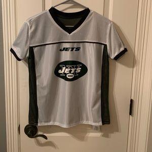 NFL Shirts & Tops - 3/$25 New York Jets Reversible Flag Football